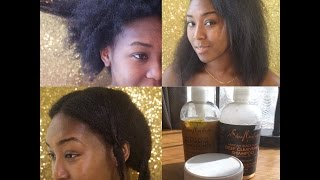 Natural Hair Journey (1): HOW TO GROW 4C Hair| DRY & DAMAGED HAIR