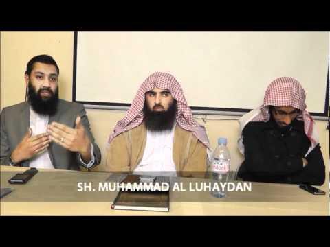 Shaykh Muhammad Al-Luhaidan - Recitation & Naseeha - YouTube