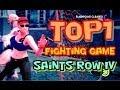 TOP1 Fighting Game / Simona Hilton (Saints Row 4) [HD]