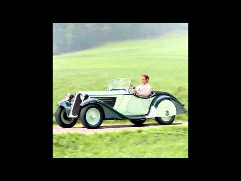 1935 BMW 319 1 Roadster - YouTube