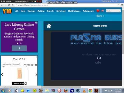 plazma burst: forward to the past hack - How To Do Cheats On Plazma Burst 1
