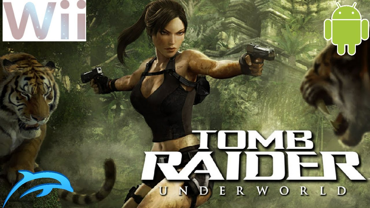 Tomb Raider Underworld Wii Poco F1 Gameplay And Fps Test Youtube