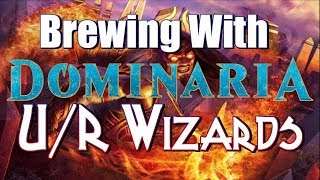 Mtg: Brewing with Dominaria: U/R Wizards Double Deck Tech (Budget/Competitive)