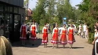 """танец """"Валенки"""" - танцевальная группа """"Сюрприз""""."""