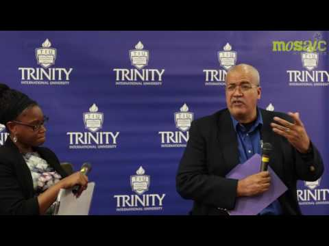 Week 5 | Dr. Bruce Fields - Soul Care in the Journey of Reconciliation
