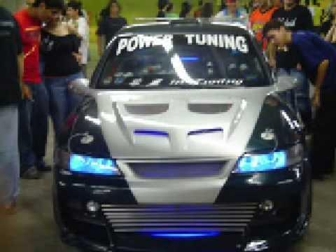 vectra tuning especial 2008