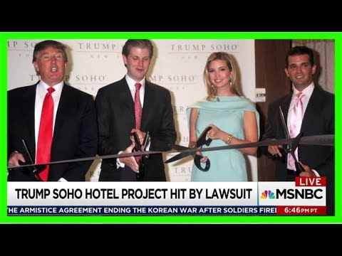 Trump soho hotel owner pays trumps to leave as business flounders
