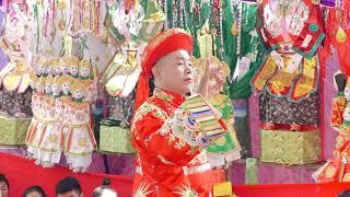 Đồng Thầy Nguyễn Lai Dẫn Trình Đệ Tử- Kinh môn Hải Dưog