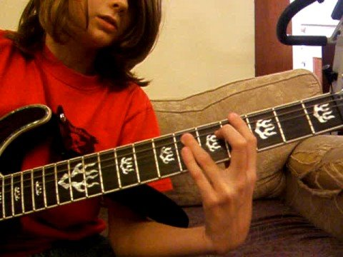 Hell Song Guitar Lesson