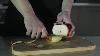 Применение кухонного японского ножа Тоджиро в работе