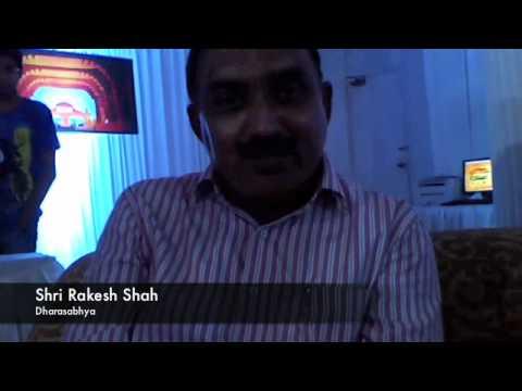 Shri Rakesh Shah Vacation 2012 Feedback