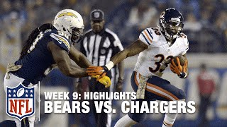 Bears vs. Chargers | Week 9 Highlights | NFL