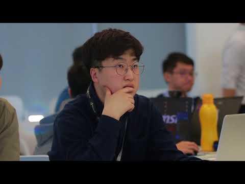 Imagine Cup Regional Finals 2018, Team EN#22 45KM from Korea