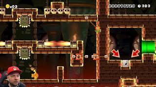 Super Mario Maker: Соник, Мариокарт и Луиджи
