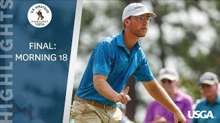 Highlights: 2019 U.S. Amateur Final - Early Highlights