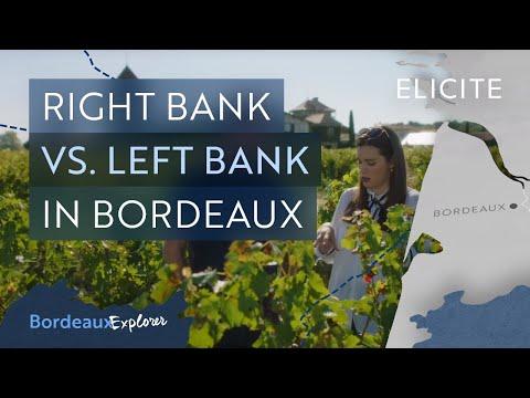 The Basics Of The Bordeaux Wine Region
