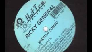 "RICKY GENERAL ""Skettle Combo"" 1997"