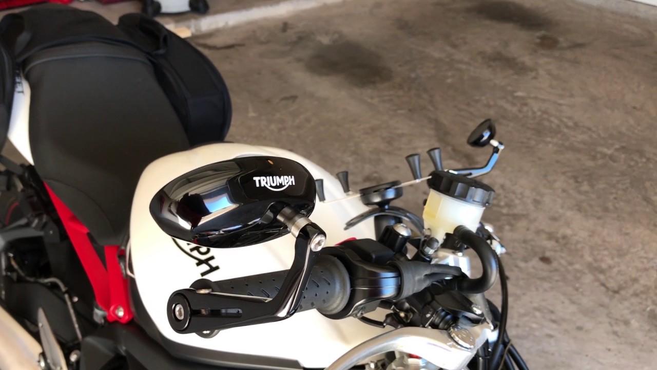 Bar End Spiegels : Bar end mirror clubman mirror triumph lc classicbike raisch