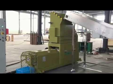 styrofoam melting machine