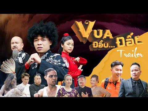 VUA ĐẦU...ĐẤT Main Trailer | Trung Ruồi, Minh Tít, Hoàng Sơn, Trần Vân | Web Drama 2021