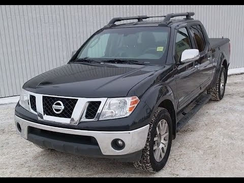 2010 nissan frontier 4wd crew cab lwb auto le 4 door. Black Bedroom Furniture Sets. Home Design Ideas