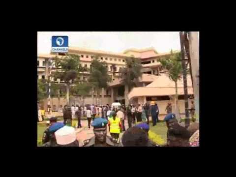 Igbo Radio - TV News - www.igbo.ca - Abuja - Explosion @ UN Office