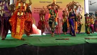 Advitha  childrens  day dance performance