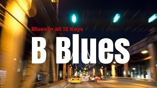 B Blues (Play-Along)