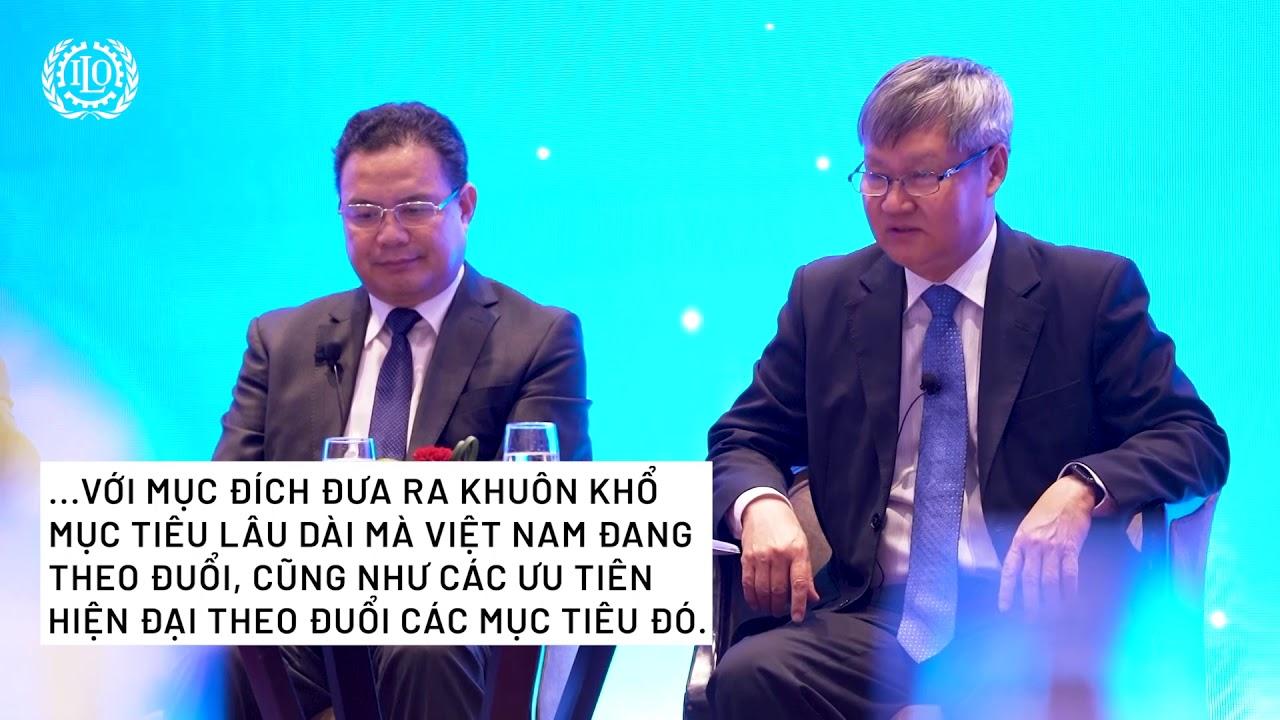 Nhìn lại Sự kiện Diễn đàn Lao động Việt Nam 2019