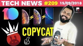 iPhone XS Copy for $99, Nokia 9, MIUI 10 Update, Jio Speed, A12 Antutu Score, AAJ KA GYAAN-TTN#209