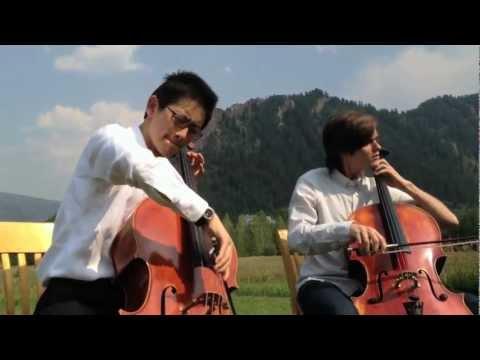 It Takes Four To Tango - Libertango for Four Cellos