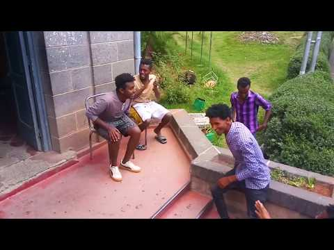 NEW ETHIOPIAN 2018  Addis Ababa University 4K Campus real vine