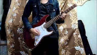 【TAB譜】なないろびよりを弾いてみた【ギター】