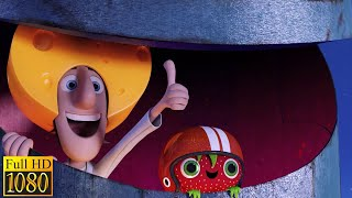 Облачно, возможны осадки: Месть ГМО (2013) - Пойдём на рыбалку (9/11)|Семейные Мультфильмы