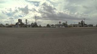 80th Street south through Mesa, Arizona, 17 October 2015, GOPR0012