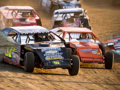 WISSOTA Midwest Modified Year in Review - Deer Creek Speedway 2012