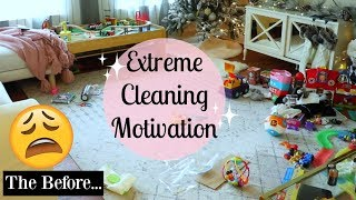 CLEAN WITH ME 2017 AFTER CHRISTMAS CLEAN UP | EXTREME CLEANING MOTIVATION | Tara Henderson