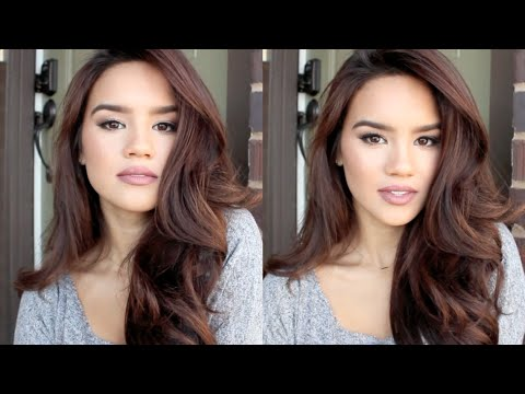 victorias secret hair tutorial with velcro rollers youtube