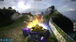 Перу Небесный город ФЛАГИ Metal War Online