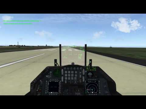 Falcon BMS 4.33 - CBU's on some T-62's