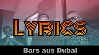 Kollegah - Bars aus Dubai (Lyrics)