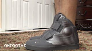 Nike Flystepper 2K3 Cool Grey On Foot