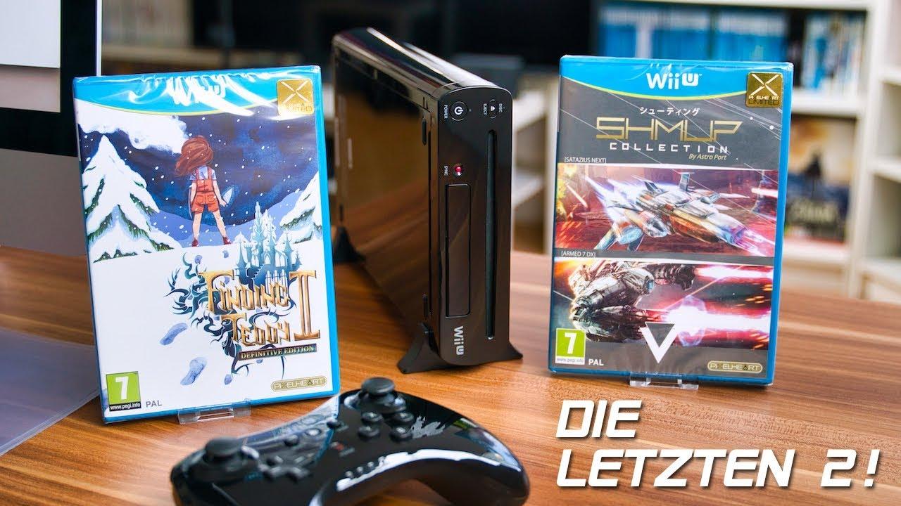 Eine Konsole verabschiedet sich - Die 2 letzten, offiziellen Nintendo Wii U Games