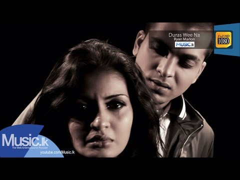 Duras Wee Na - Ryan Marlon Official Full HD Video From www.Music.lk