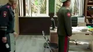Смотреть видео Россия один ДТП с Участием Генералов.😂 онлайн