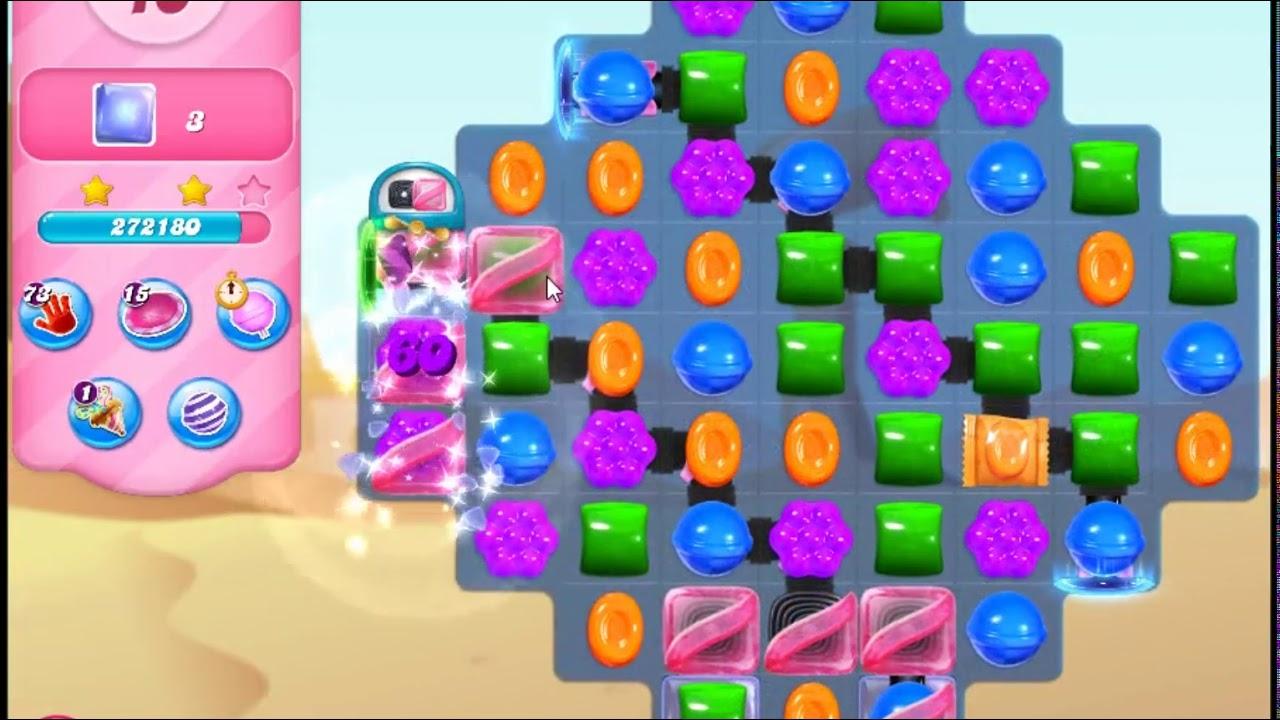 Download Candy Crush Saga Level 7319 - NO BOOSTERS | SKILLGAMING ✔️