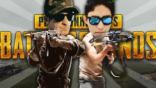 Video de LUZU, FERNAN Y LA BALLESTA! PlayerUnknown's Battlegrounds