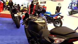 2018 Suzuki GSXR 600 Complete Accs Series Lookaround Le Moto Around The World