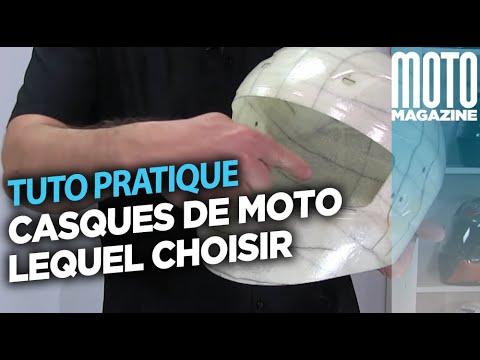 Présentation Des Différents Casques Moto Lequel Choisir Youtube