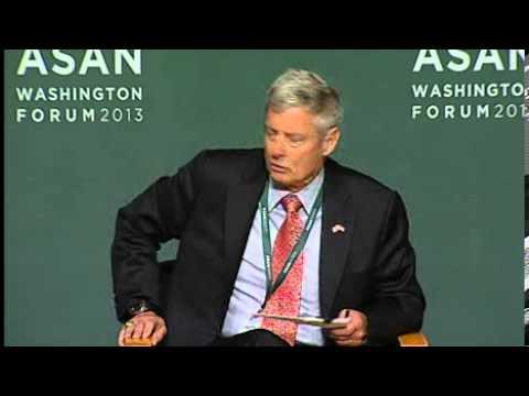 "[Asan Washington Forum 2013] Day 1 Session 2 - ""The Alliance and North Korea"""